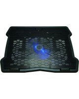 Podstawka chłodząca Conceptronic CONCEPTRONIC 1-Fan Cooling Pad (15.6'')/ schwarz, THANA05B
