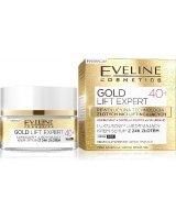 Eveline Gold Lift Expert 40+ Krem-serum ujędrniający na dzień i noc 50ml, 81937