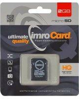 Karta Imro MicroSD 2 GB Class 4 (KOM000462)