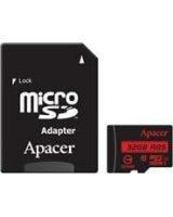 Karta Apacer Secure Digital MicroSDHC 32 GB Class 10 UHS-I/U1 (AP32GMCSH10U5-R)
