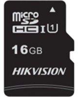 Karta Hikvision HS-TF-C1 MicroSDHC 16 GB Class 10 UHS-I/U1 (HS-TF-C1(STD)/16G/Adapter)
