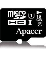 Karta Apacer Secure Digital MicroSDHC 16 GB Class 10 UHS-I/U1 (AP16GMCSH10U1-R)