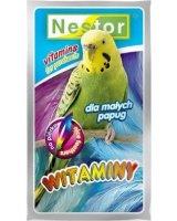 Nestor WITAMINY 20g PAP.FALISTA PIÓR., 001406