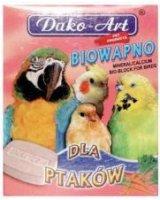 Dako-Art Bio-Wapno Dla Ptaków - Duża Kostka 1szt. 110g, 30203