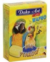 Dako-Art Wapno Dla Ptaków - Cytryna Duża Kostka 1szt. 110g, 30205