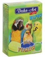 Dako-Art Wapno Dla Ptaków - Jabłko Duża Kostka 1szt. 110g, 30204
