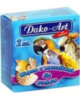 Dako-Art Wapno Dla Ptaków - Muszle 2szt., 6852