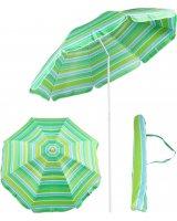 Royokamp Parasol plażowo balkonowy zielony 180 cm, 1036205