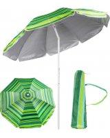 Royokamp Parasol plażowo ogrodowy zielony 200 cm, 1036212