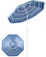Royokamp Parasol plażowo balkonowy niebieski 180 cm, 1036236
