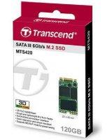 Dysk SSD Transcend MTS420 120 GB M.2 2242 SATA III (TS120GMTS420)