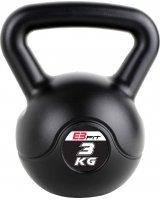 Eb Fit Hantla Kompozytowa Kettlebell 3 kg Odważnik EB FIT, 1025766