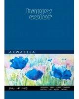 Happy Color Blok do malowania A3 10k biały, HA 37253040-A10