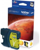 Ink Cartridge Brother LC1100 YL Compatible, LC1100Y