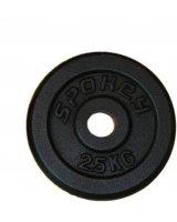 Spokey Spokey SINIS - Obciązenie żeliwne; 2.5 kg - 84421
