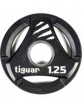 Tiguar Talerz olimpijski Tiguar 1,25 kg, TI-WTPU00125