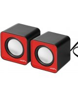Głośniki komputerowe Audiocore AC870R czerwone