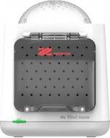 Drukarka 3D XYZprinting 3D Printer|XYZPRINTING|Technology Fused Filament Fabrication|da Vinci Nano|size 378 x 280 x 355mm|3FNAXXEU02K, 4713120939346