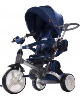 Sun Baby Rowerek trójkołowy Little Tiger - niebieski (J01.007.1.2), 5907478648466