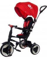 Sun Baby Rowerek trójkołowy Qplay Rito - czerwony, 5909375414373