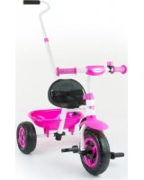 Milly Mally Milly Mally Rowerek Turbo Pink Rowerek Turbo Pink (0330, Milly Mally), 5901761121612