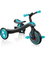 Globber Globber tricycle Explorer 2 in 1 blue / green 630-105