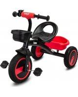 Toyz Rowerek trójkołowy EMBO czerwony Toyz, TOYZ-0307