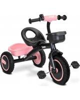 Toyz Rowerek trójkołowy EMBO różowy, TOYZ-0306