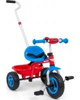 Milly Mally Rowerek trójkołowy Turbo Cool czerwony 3382