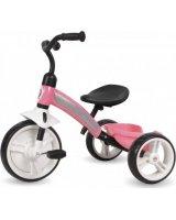 Qplay Qplay Rowerek Trójkołowy Elite Pink, 3854