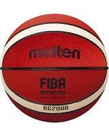 Molten Piłka B6G2000 FIBA pomarańczowa r. 6