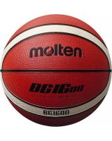 Molten B5G1600 Piłka do koszykówki Molten BG1600 uniwersalny, 21711-uniw