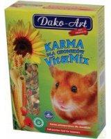 Dako-Art 500g VIT&MIX karma DLA CHOMIKA, 60