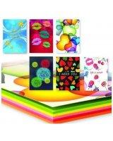 Polsirhurt Notes A6 kolorowy fluo YP70100-N, WIKR-1004718