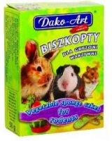 Dako-Art BISZKOPTY GRYZOŃ WARZYWA, 11480