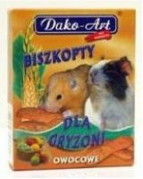 Dako-Art BISZKOPTY GRYZOŃ OWOC, 11481