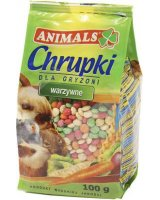 Animals 100g CHRUPKI WARZYWNE, 07370