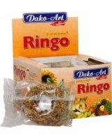 Dako-Art Ringo - owocowy przysmak dla gryzoni 1szt. 60g, 6721