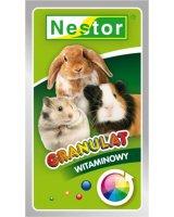 Nestor GRANULAT 20g WITAMINOWY GRYZOŃ, 00445