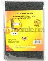 Filtr tkaninowy węglowy FW1