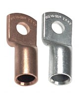 Erko Końcówka rurowa KCS8 nieocynkowana M8 16mm2 - KCS_8-16-N/1