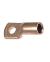 Erko Końcówka rurowa KCS do kabli Cu wielodrutowych niecynowana 12mm - KCS 6-10N, KCS_6-10-N/1