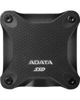 Dysk zewnętrzny ADATA SSD SD600Q 240 GB Czarny (ASD600Q-240GU31-CBK)