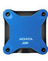 Dysk zewnętrzny ADATA SSD SD600Q 240 GB Niebieski (ASD600Q-240GU31-CBL)