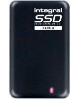 Dysk zewnętrzny Integral SSD Portable External 240 GB Czarny (INSSD240GPORT3.0)