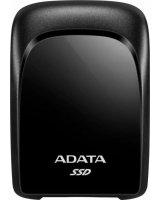 Dysk zewnętrzny ADATA SSD SC680 240 GB Czarny (ASC680-240GU32G2-CBK)