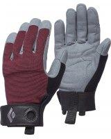 Black Diamond Rękawice wspinaczkowe Women's Crag Gloves bordowe r. XS (BD8018666018XS_1)