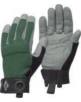 Black Diamond Rękawice wspinaczkowe Women's Crag Gloves zielone r. XS (BD8018663028XS_1)