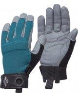 Black Diamond Rękawice wspinaczkowe Women's Crag Gloves niebieskie r. S (BD8018663028SM_1)