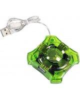 HUB USB Esperanza EA150G 4 porty USB 2.0, EA150G - 5901299903780
